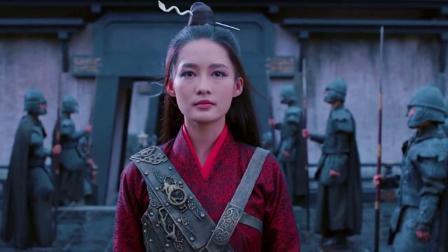 狼殿下:李沁马摘星的霸气时刻来了