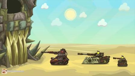 坦克世界:沙漠决战