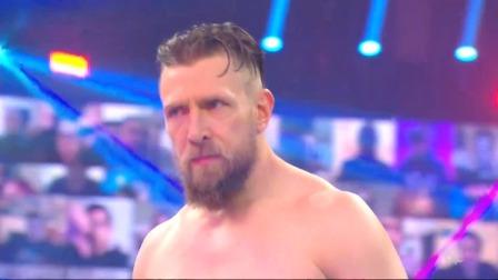 WWE SD1109期-英文原声:蛋妞伤愈一雪前耻赢恩怨之战