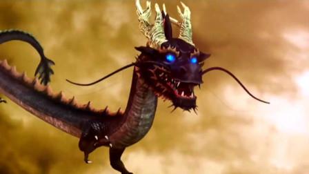 同样是凡物化龙,蛇化龙为何要比鲤鱼跃龙门厉害?少有人知!