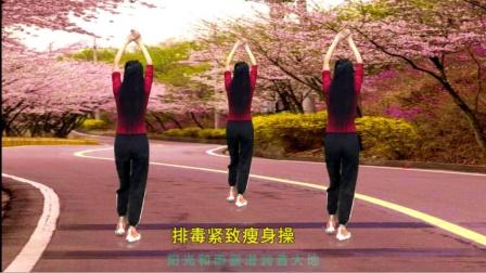 健身走起来,减肥动起来,跳支《瘦身操》苗条紧随而来