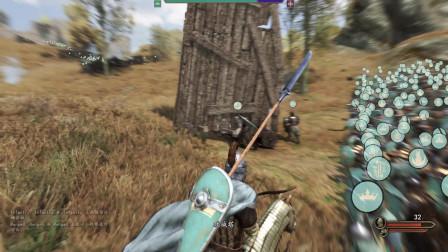 老吴解说:骑马与砍杀2第45集-最合适的攻城方式
