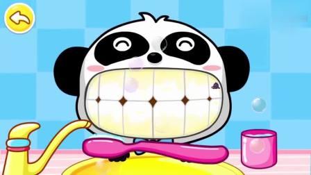 宝宝巴士亲子游戏宝宝巴士动画片:宝宝爱卫生