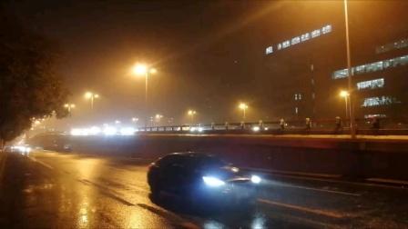 2020北京初冬冬雨