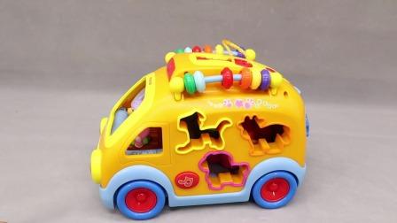 开心乐园巴士,欧布奥特曼玩动物配对