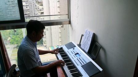 电子琴弹奏《可可托海的牧羊人》KB290