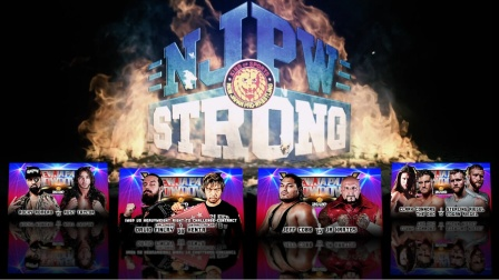 NJPW 2020.11.21 Strong EP.16 Road To NEW JAPAN SHOWDOWN 日语解说