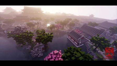 我的世界玩家1人30天造中国原创帝都!每个玩家都有帝王梦!