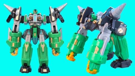 钢铁飞龙3不动巨猩变形机甲玩具