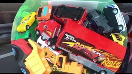 儿童启蒙玩具乐园:兰博基尼、赛车、翻斗车!