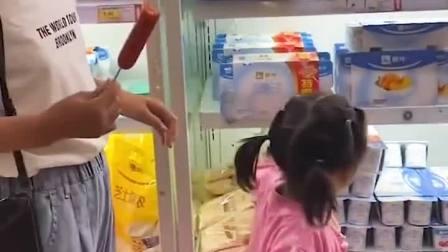 金色的童年:熊孩子们来到超市大采购