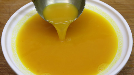 大厨教你价值3000元的金汤商用配方,色泽金黄,配方做法详细讲解