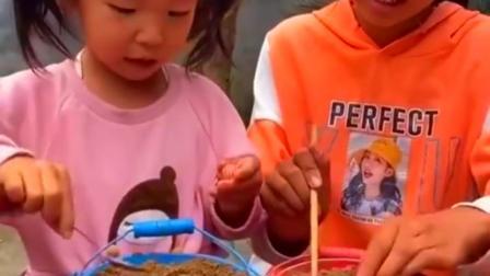 童年趣事:种瓜得瓜种糖得糖吗