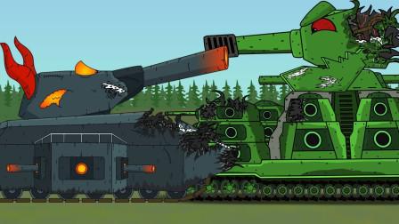 坦克世界动画:重新振作出击