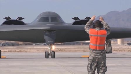 """造型怪异 造价高昂 号称""""幽灵""""的隐身轰炸机"""