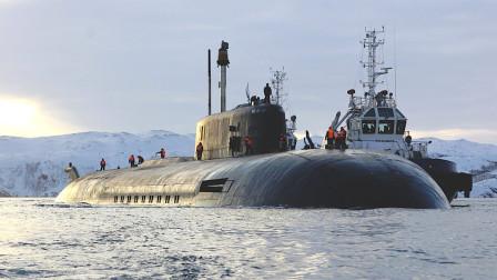 2.4万吨核潜艇正式重启,暗藏24枚重型反舰导弹,此前已封存23年