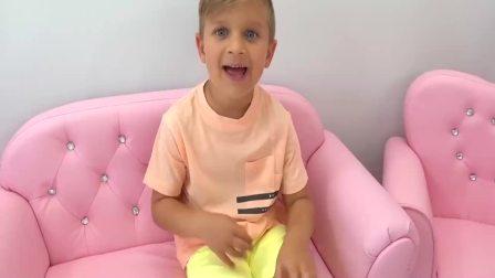 美国时尚儿童:哥哥是这样哄小萝莉的,你会吗