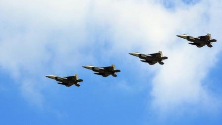 防止朝鲜闹事,美大批战略武器飞往半岛!洲际导弹一发射就击落