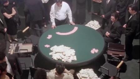 赌侠与赌圣一起在赌场,纵横江湖的时刻,是那么有趣