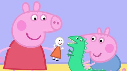 自己的玩具应该分类整理好 小猪佩奇好习惯养成 特辑 8 快剪  1123164926