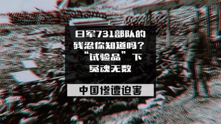 日军731部队有多残忍?试验品下满是冤魂,中国人被残忍迫害