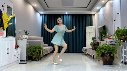 网红舞《思念绕指尖DJ》附分解