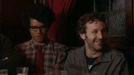 《IT狂人 第三季 第2集》结果居然…,Cavan Clerkin和克里斯·奥多德来了感觉