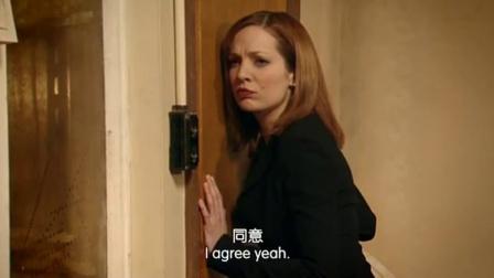 《IT狂人 第一季 第1集》这才叫演技,理查德·阿瓦迪和凯瑟琳·帕金森秒一众女神
