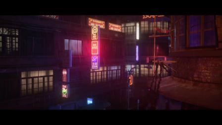 【游民星空】《杀手3》重庆市引擎性能演示