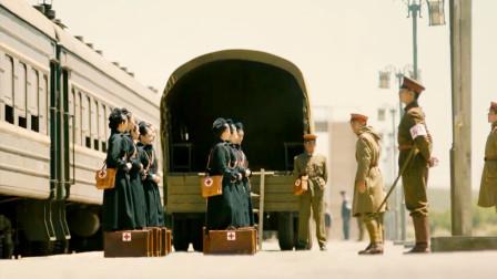 《女人们的召集令》上:日本女护士来到满洲,见证军国主义的残暴