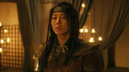 演员请就位:木兰发现同样男扮女装的敌人,决定放她离开,并告诉她战争就要结束了