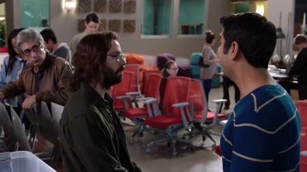 《硅谷 第三季 第5集》你看懂了吗,天啊马丁·斯塔尔和扎克·伍兹身材