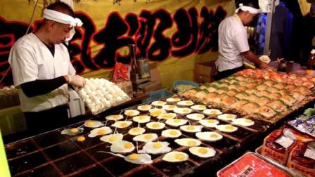 """老外街头卖独特""""煎饼果子"""",30元1份堪称天价,每天出摊不够卖!"""