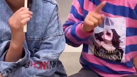 美丽的童年:姐姐也想吃果冻