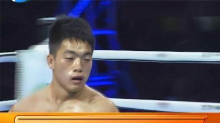 中国男儿铁拳对攻硬碰硬,刘辉铁拳砸脸重拳击肋恶战劲敌!