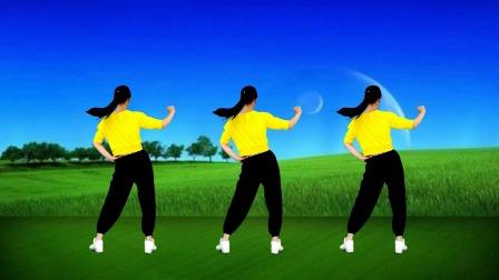 强力瘦腰健身操,不跑不跳,燃脂瘦身改善肩周炎,跟着背面一起来