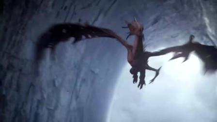 龙与人的激烈战斗,相信看过这部美剧的人比较少了