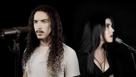 Seether & Amy Lee - Broken-Violet Orlandi ft Anthony Vincent