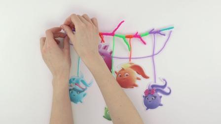 和阳光小兔兔一起动手做:如何制作阳光小兔兔的吊饰