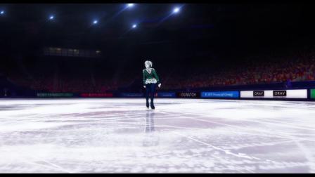 【游民星空】剧场版动画《冰上的尤里》新预告
