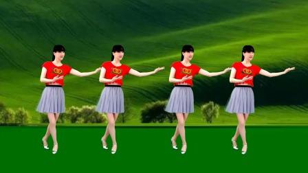 热歌广场舞《我是真的好爱你》只想和你天天在一起,好听醉了!