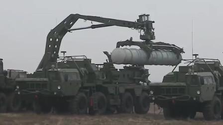 俄罗斯的S-400防空导弹能力,一起来感受下它的威力吧!
