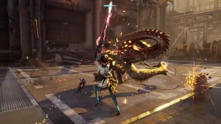 【游民星空】《剑灵》美术总监新游戏的演示