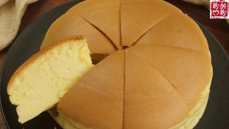 八寸古早味蛋糕的做法,不塌不裂,松软香甜,口感非常的嫩!
