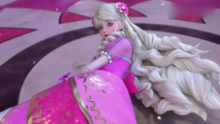 精灵梦叶罗丽:金王子太霸道,灵公主又没惹你,你竟然要辣手摧花