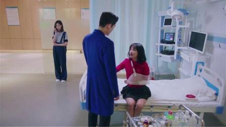总裁到医院看现任,竟无视初恋女友,哪料下一秒后悔都来不及!