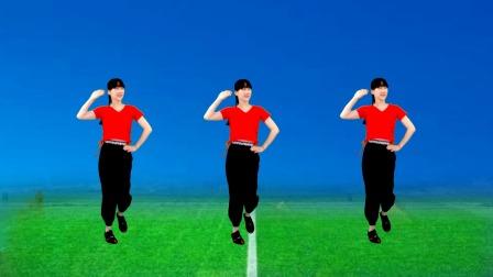 热歌DJ广场舞《女人没有错》优美旋律,步伐简单一学就会!