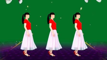 最新抒情广场舞《舍不得错过你》曲风优美伤感,一听就喜欢!