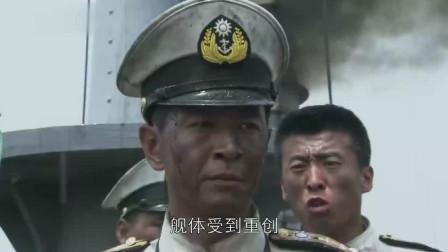 日军空袭中山舰,全舰官兵宁死不屈,看得人热泪盈眶
