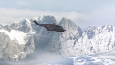 陆军一号:黑天鹅执行高原飞行,任务圆满完成,比男飞行员还厉害